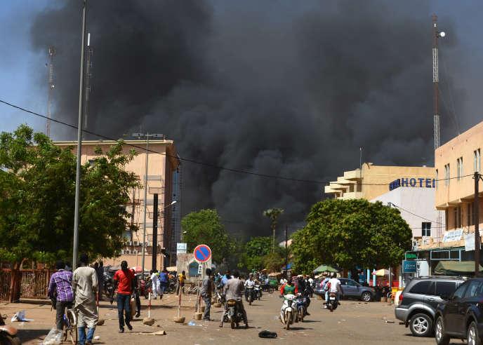 Le 2mars 2018, l'ambassade de France et l'état-major des armées du Burkina Faso, à Ouagadougou, avaient été la cible d'un attentat.