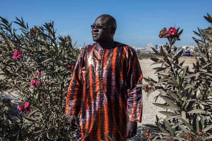 Bakary Sambe, directeur du groupe de réflexion Timbuktu Institute, enseignant-chercheur au centre d'études des religions de l'Université Gaston-Berger de Saint-Louis, le 1er février 2019, à Dakar.