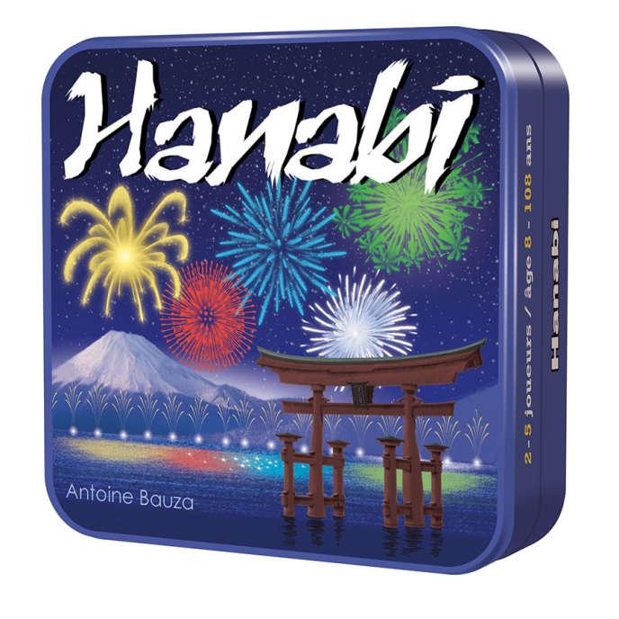 Le jeu de cartes Hanabi a été créé par le Français Antoine Bauza.