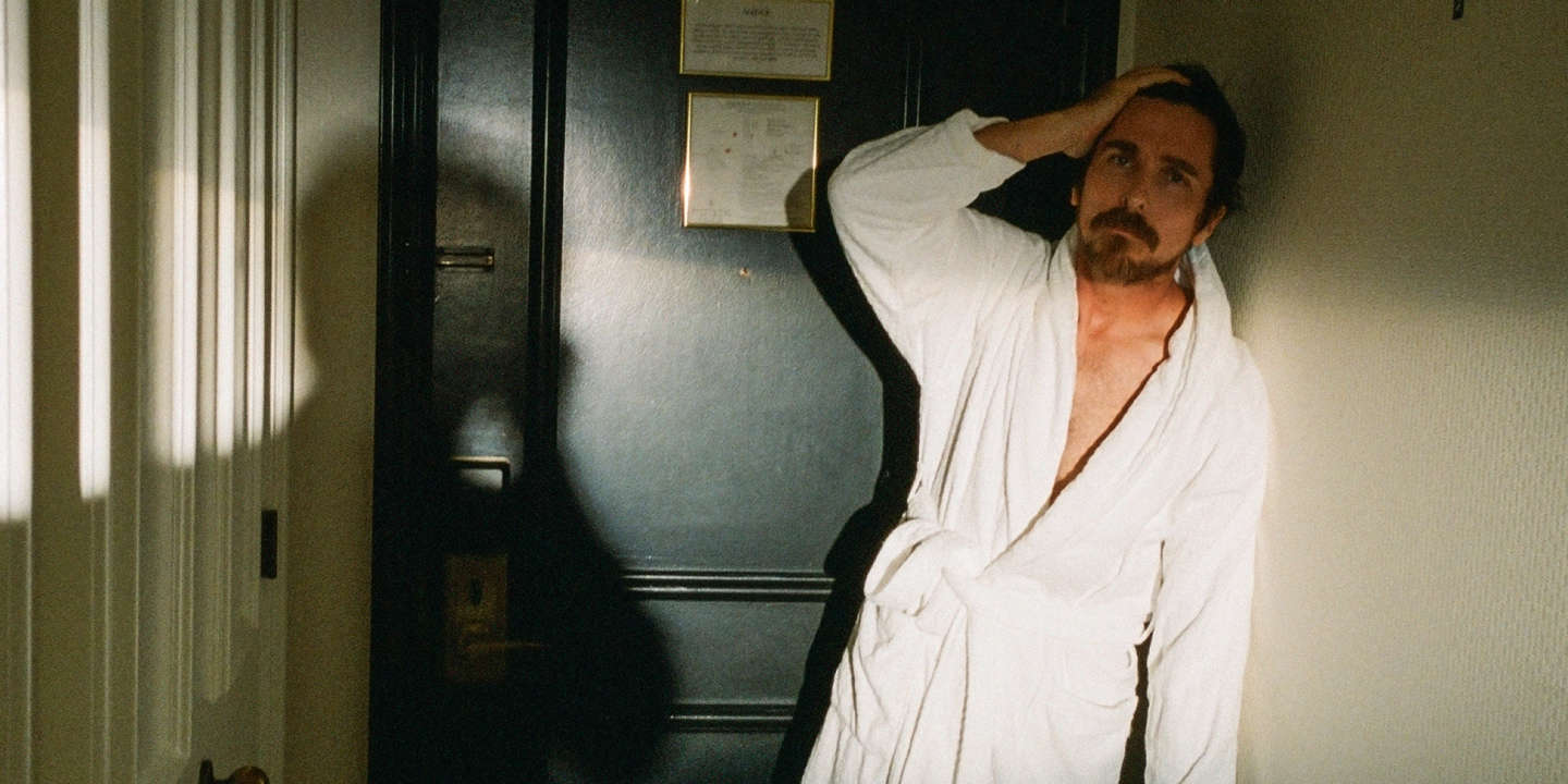 Christian Bale, le 23 janvier, à Los Angeles.