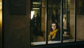 Cécile Duflot à La Cave de l'insolite, à Paris, le 29 janvier.