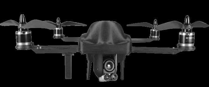 L'Airshadow de Drone Volt.