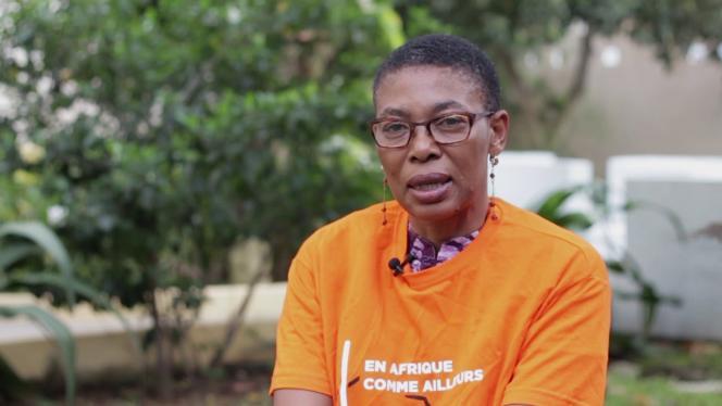 Maximilienne Ngo Mbe, directrice du Réseau des défenseurs des droits humains au Cameroun (Redhac).