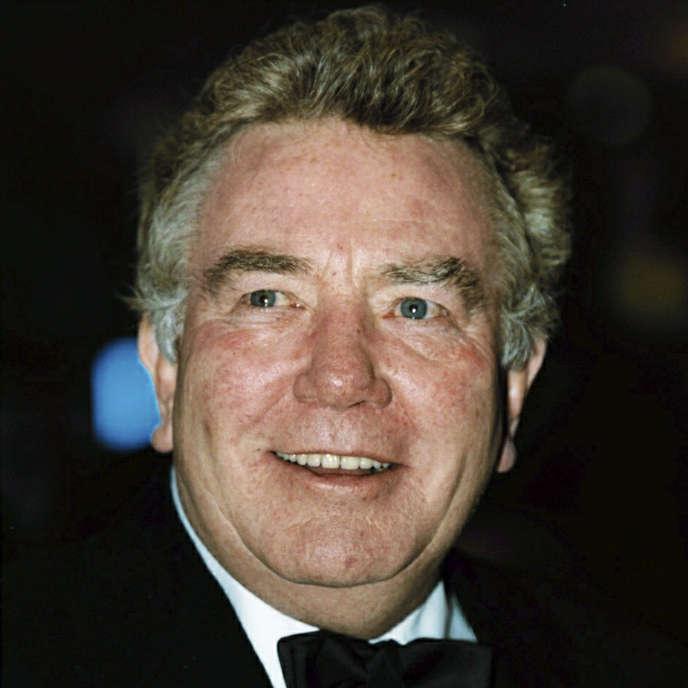 L'acteur britannique Albert Finney, en février 2001.