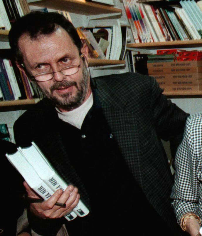 Zdravko Grebo, à Sarajevo, le 19 octobre 1998.