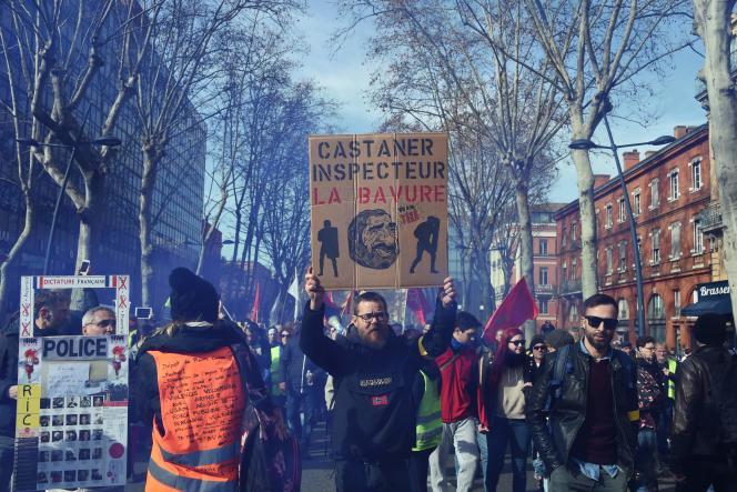 Toulouse reste un des bastions du mouvement des « gilets jaunes».