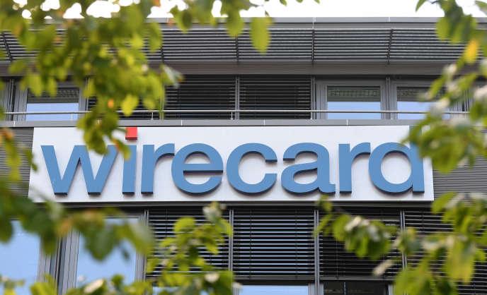 Le siège de Wirecard, à Aschheim, près de Munich, en septembre 2018.