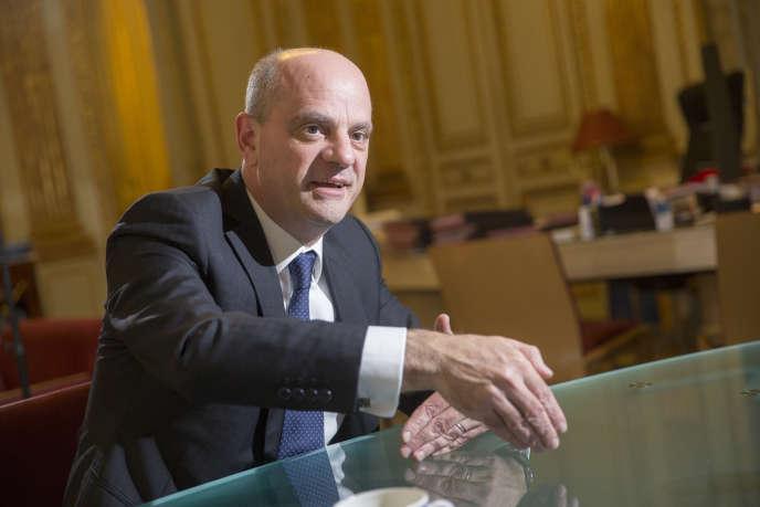 Jean-Michel Blanquer, au ministère de l'éducation national, le 8 février.