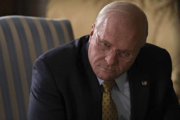 Christian Bale incarne Dick Cheney dans le film d'Adam McKay,« Vice».
