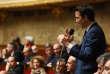 Guillaume Peltier, premier vice-président de LR, à l'Assemblée nationale, le 7 février.