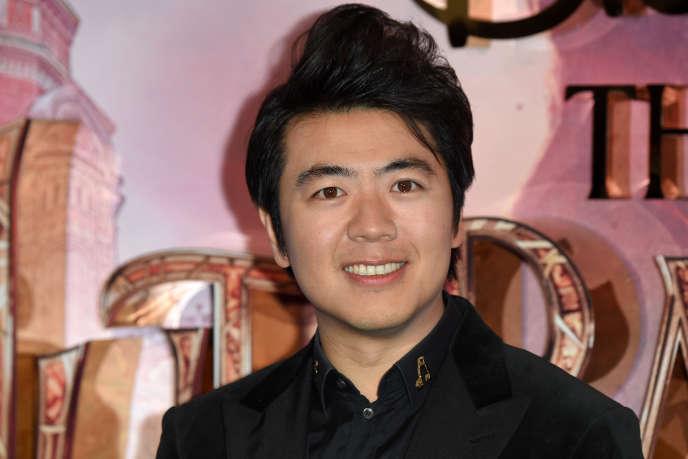 Le pianiste chinois Lang Lang à Londres, en novembre 2018.
