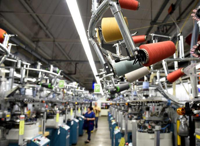 Dans le secteur industriel, la production a diminué, notamment dans l'aéronautique, la chimie et la métallurgie. Mais l'activité devrait reprendre en février.