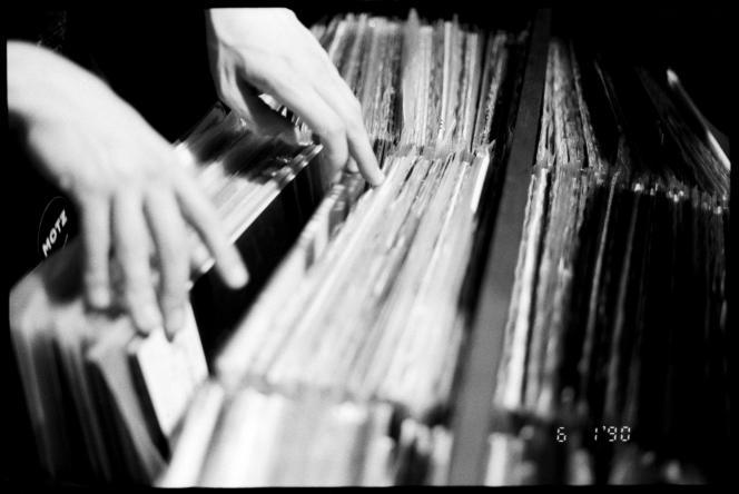 Les bacs à vinyles pointus de chez Rye Wax.