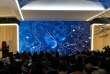Lors d'une conférence de presse pour le lancement de nouveaux produits 5G de Huawei, à Pékin, le 24 janvier.