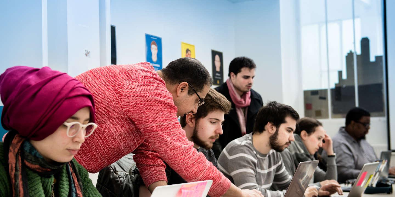Passer d'études littéraires au développement informatique