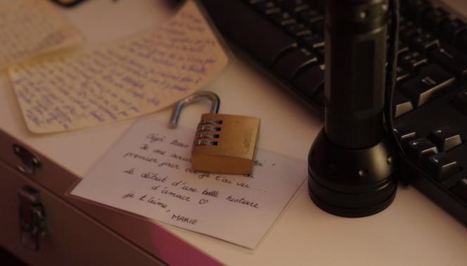 Dans cet «escape game», on reconstitue la vie d'un étudiant pour trouver d'éventuels signes d'une dépression.