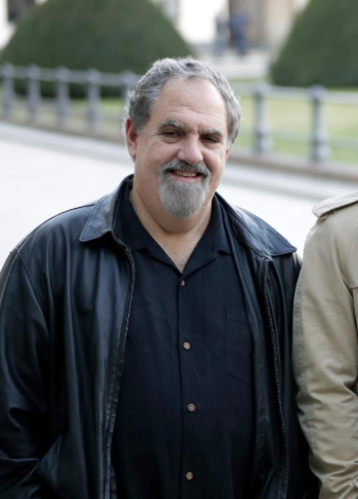 Le producteur Jon Landau lors de la promotion du film «Alita: Battle Angel», à Berlin, le 30 janvier.