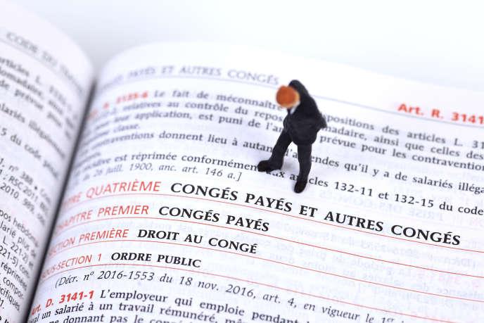 «Les interdits relevant des règles d'ordre public édictées par le code du travail: le propre de l'ordre public de protection est que la personne protégée ne peut valablement y renoncer.»