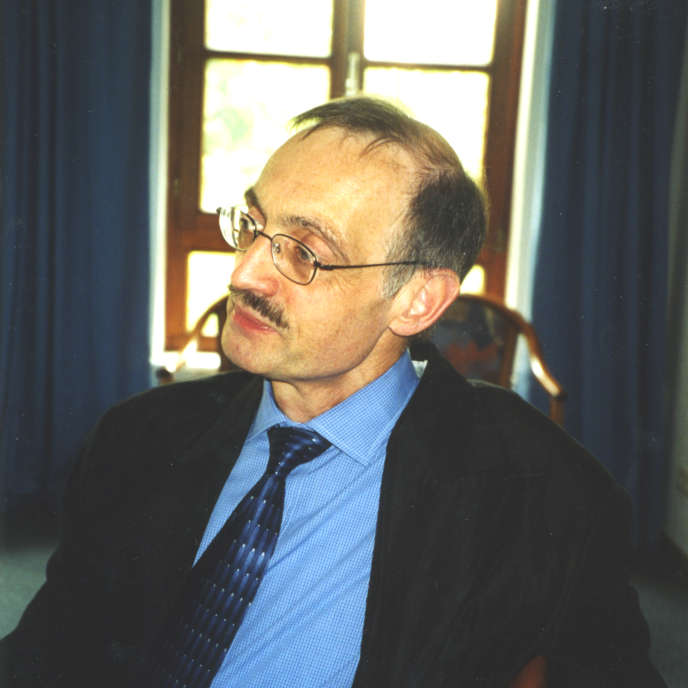Alf Lüdtke (photo non datée).