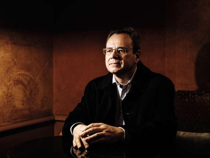 Frédéric Pierucci tente en ce moment de réunir des investisseurs français pour racheter à l'américain General Electric le pôle nucléaire d'Alstom. Ici, à Paris, le 11 janvier.