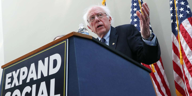 Une vidéo de Bernie Sanders annonce sa candidature à la présidentielle