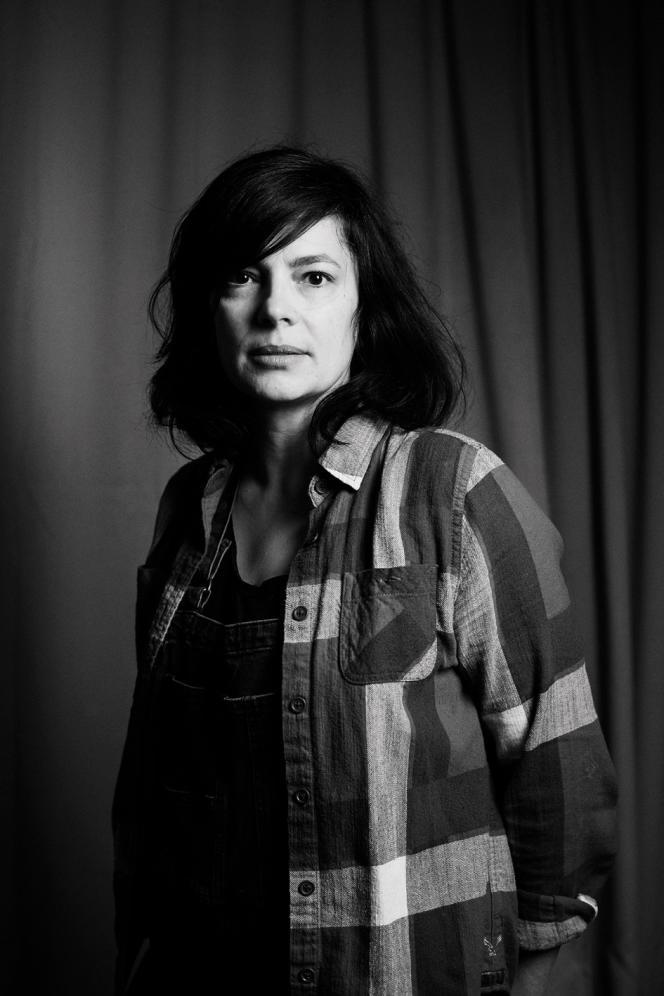 Vérane Frédiani, réalisatrice du documentaire« Steak (R)evolution».