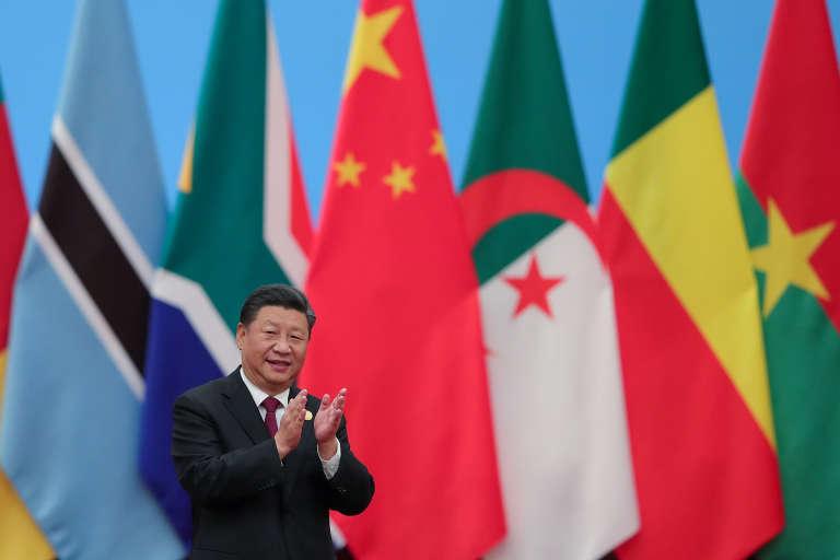 Le président chinois, Xi Jinping, lors du Forum Chine-Afrique à Pékin, le 4septembre 2018.