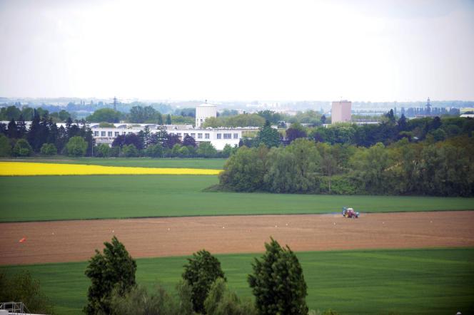 Le plateau de Saclay, près de Paris, où plusieurs étudiants de grandes écoles ont écrit un manifeste pour l'écologie.
