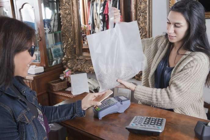 En 2018, 2 milliards de paiements sans contact avec son téléphone portable ont été réalisés.