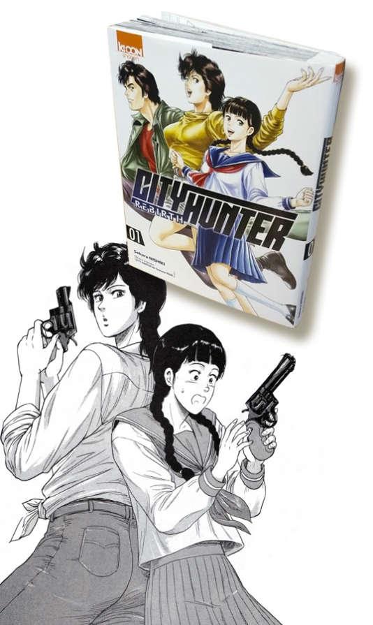 « City Hunter rebirth» est sorti le 7 février en France.