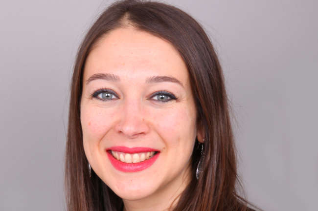 Portrait de Marina Kvaskoff - 2018