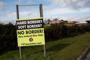 En Irlande du Nord, le 9 février.