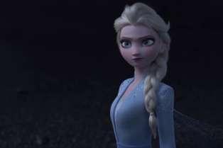 Le personnage d'Elsa dans « La Reine des neiges 2».