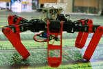 AntBot, un robot capable de retrouver son chemin sans GPS.