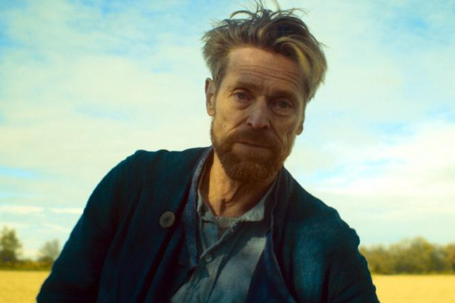 Willem Dafoe dans le rôle de Van Gogh dans « At Eternity's Gate », de Julian Schnabel.
