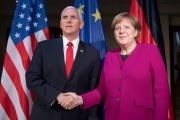 L'oppositionfrontale à Munich entre Mike Pence et Angela Merkela symbolisé la fracture diplomatique entre les Etats-Unis et l'Europe.