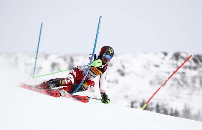 Marcel Hirscher peut prétendre au titre de meilleur skieur de l'histoire grâce à ses huit victoires au classement général de la Coupe du monde.
