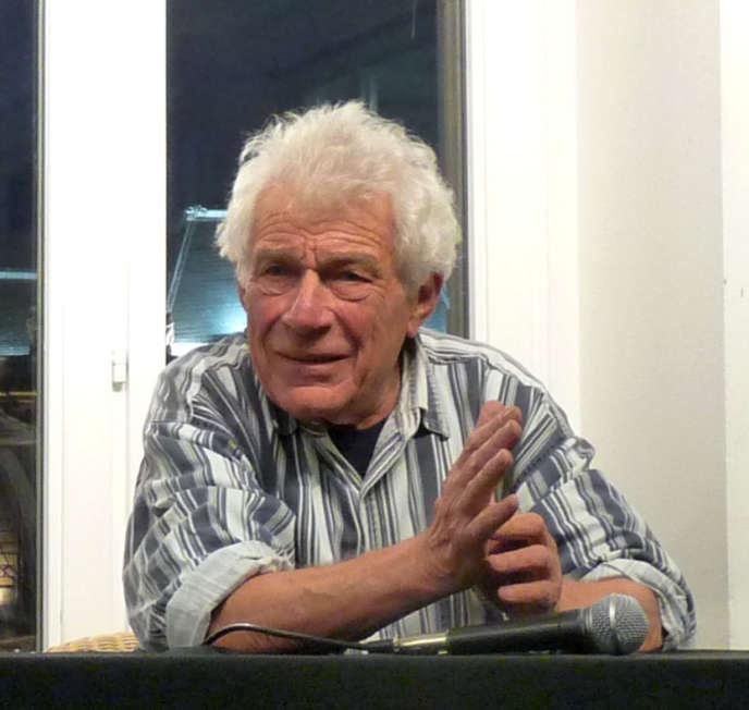 L'écrivain britannique John Berger, en 2009.