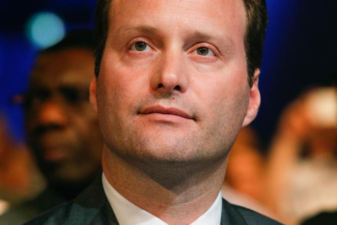 Sylvain Maillard, député LRM de Paris, ici en mai2017.