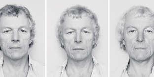 « Opalka 1965/1- ∞ », série d'autoportraits photographiques de Roman Opalka.