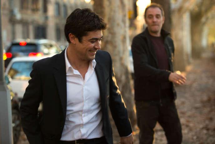 Riccardo Scamarcio (à gauche) et Valerio Mastandrea campent deux frères dans «Euforia», de Valeria Golino.