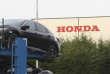L'usine Honda de Swindon, le 18 février.