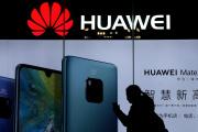 Une boutique Huawei, à Pékin, le 11 décembre 2018.