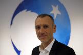 Le PDG de Danone, Emmanuel Faber, à Paris, le 19 février.