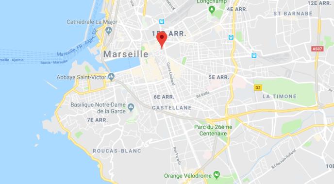 (Crédits Google Maps)