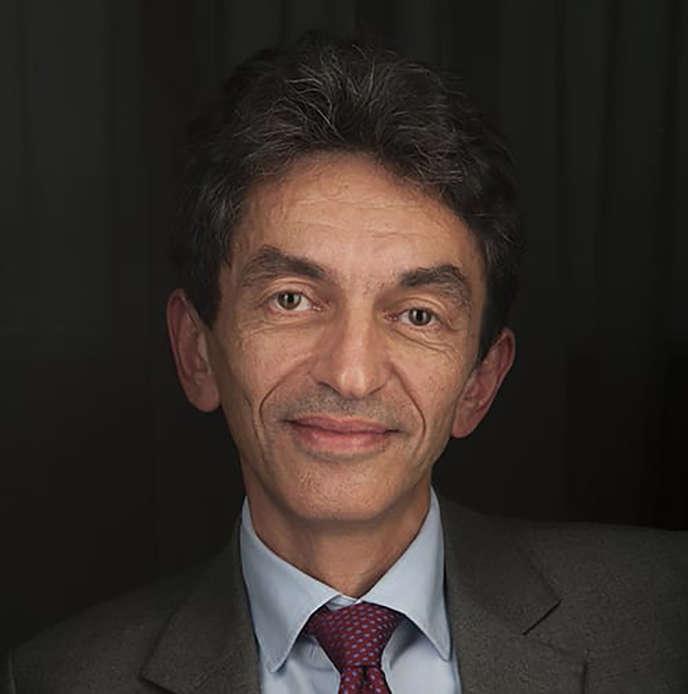 Rinaldo Depagne, en 2014.