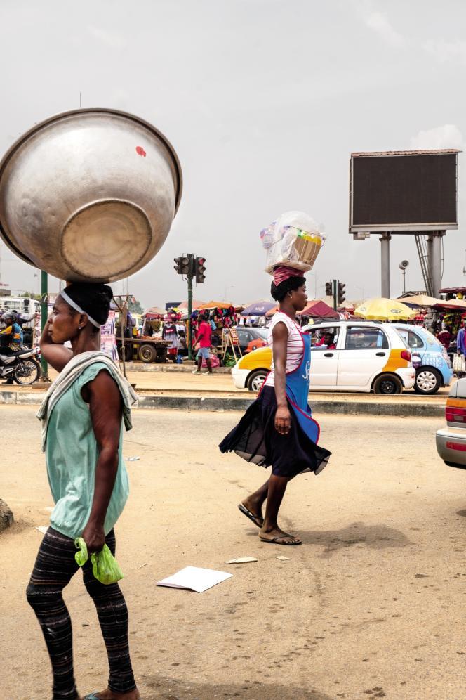 Old Road, Madina, Accra, Ghana, 2017.