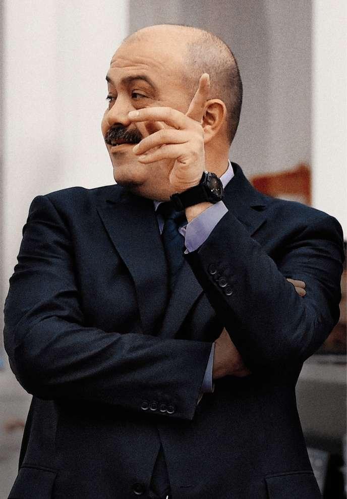Iskander Makhmoudov