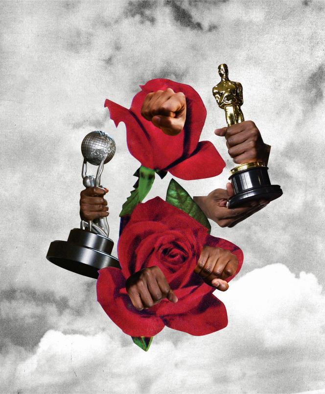 Après la polémique #oscarsowhite, les cérémonies de prix à Hollywood s'ouvrent à davantage de diversité.