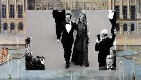 Carlos et Carole Ghosn(ici, au Festival de Cannes en mai 2017) ont célébré l'anniversaire de cettedernière le 8octobre2016 au Grand Trianon.
